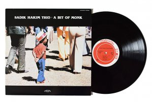 Sadik Hakim Trio / A Bit Of Monk / サディク・ハキム
