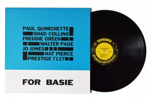 Paul Quinichette / For Basie / ポール・クイニシェット