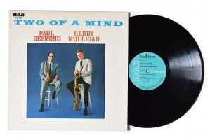 Paul Desmond / Gerry Mulligan / Two Of A Mind / デスモンド・ミーツ・マリガン