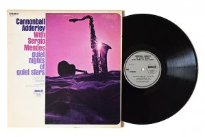 Cannonball Adderley With Sergio Mendes / Quiet Nights Of Quiet Stars / キャノンボール・アダレイ