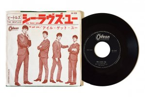 The Beatles / She Loves You / I'll Get You / ビートルズ