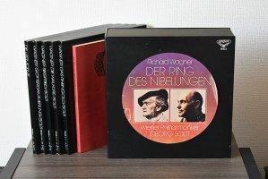 ワーグナー : ニーベルングの指環 / サー・ゲオルグ・ショルティ / ウィーン・フィルハーモニー管弦楽団
