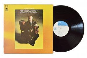 シベリウス : ヴァイオリン協奏曲 / アイザック・スターン (ヴァイオリン) / ユージン・オーマンディ / フィラデルフィア管弦楽団