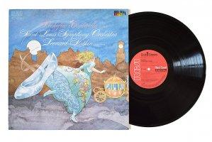 プロコフィエフ : バレエ組曲「シンデレラ」 / レナード・スラットキン / セント・ルイス交響楽団