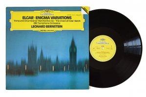 エルガー : エニグマ (謎) 変奏曲 作品36 他 / レナード・バーンスタイン / BBC交響楽団