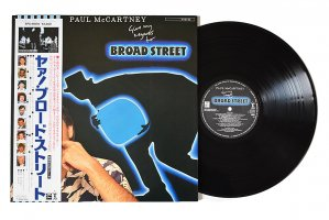 Paul McCartney / Give My Regards To Broad Street / ポール・マッカトニー