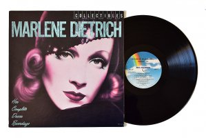 Marlene Dietrich / Her Complete Decca Recordings / マリーネ・ディートリヒ