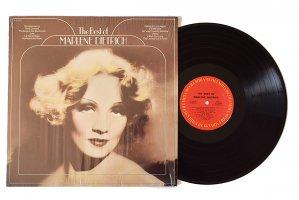 Marlene Dietrich / The Best Of Marlene Dietrich / マリーネ・ディートリヒ