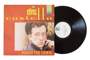 Elvis Costello And The Attractions / Punch The Clock / エルヴィス・コステロ