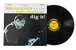 The Red Garland Quintet With John Coltrane / Dig It! / レッド・ガーランド / ジョン・コルトレーン