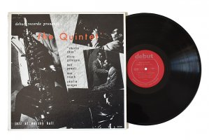 The Quintet / Jazz At Massey Hall / ザ・クインテット