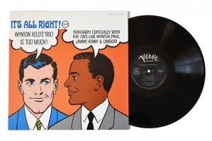 Wynton Kelly Trio / It's All Right! / ウィントン・ケリー