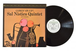 Sal Nistico Quintet / Comin' On Up! / サル・ニスティコ