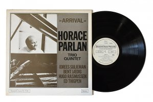 Horace Parlan / Arrival / ホレス・パーラン