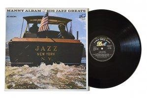 Manny Albam & His Jazz Greats / Jazz Horizons : Jazz New York / マニー・アルバム