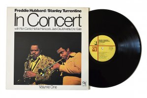 Freddie Hubbard / Stanley Turrentine / In Concert Volume One / フレディ・ハバード / スタンリー・タレンタイン