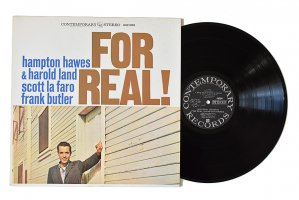 Hampton Hawes / For Real! / ハンプトン・ホーズ