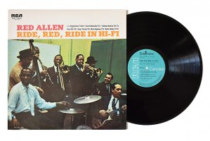 Henry Red Allen's All Stars / Ride, Red, Ride In Hi-Fi / ヘンリー・レッド・アレン