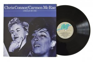 Chris Connor / Carmen McRae / I Hear Music / クリス・コナー / カーメン・マクレエ<img class='new_mark_img2' src='https://img.shop-pro.jp/img/new/icons3.gif' style='border:none;display:inline;margin:0px;padding:0px;width:auto;' />