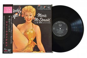 Marie McDonald / The Body Sings / マリー・マクドナルド<img class='new_mark_img2' src='https://img.shop-pro.jp/img/new/icons3.gif' style='border:none;display:inline;margin:0px;padding:0px;width:auto;' />