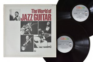 The World Of Jazz Guitar / ジャズ・ギターの世界<img class='new_mark_img2' src='https://img.shop-pro.jp/img/new/icons3.gif' style='border:none;display:inline;margin:0px;padding:0px;width:auto;' />