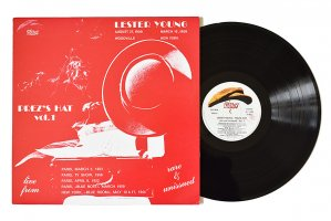 Lester Young / Prez's Hat Vol.1 / レスター・ヤング<img class='new_mark_img2' src='https://img.shop-pro.jp/img/new/icons3.gif' style='border:none;display:inline;margin:0px;padding:0px;width:auto;' />
