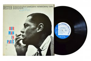 Dexter Gordon / Our Man In Paris / デクスター・ゴードン<img class='new_mark_img2' src='https://img.shop-pro.jp/img/new/icons3.gif' style='border:none;display:inline;margin:0px;padding:0px;width:auto;' />
