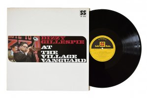 Dizzy Gillespie / Live At The Village Vanguard / ディジー・ガレスピー<img class='new_mark_img2' src='https://img.shop-pro.jp/img/new/icons3.gif' style='border:none;display:inline;margin:0px;padding:0px;width:auto;' />