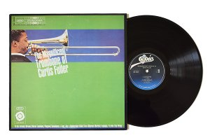 Curtis Fuller / The Magnificent Trombone Of Curtis Fuller / カーティス・フラー
