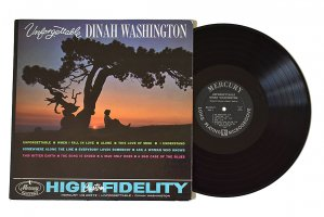 Dinah Washington / Unforgettable / ダイナ・ワシントン<img class='new_mark_img2' src='https://img.shop-pro.jp/img/new/icons3.gif' style='border:none;display:inline;margin:0px;padding:0px;width:auto;' />