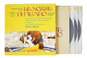 モーツァルト : 歌劇 「フィガロの結婚」 全曲 / フェレンツ・フリッチャイ / RIAS室内合唱団 / ベルリン放送交響楽団