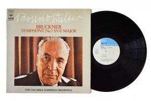 ブルックナー : 交響曲 第7番 / ブルーノ・ワルター / コロンビア交響楽団