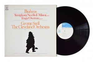 ブラームス : 交響曲 第4番、悲劇的序曲 / ジョージ・セル / クリーブランド管弦楽団