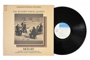 モーツァルト : ハイドン・セット 第16番、第17番 / ブタペスト弦楽四重奏団