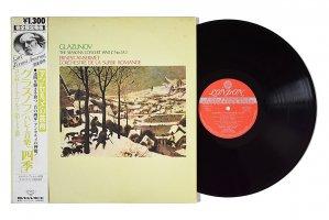 グラズノフ : バレエ音楽「四季」 / エルネスト・アンセルメ / スイス・ロマンド管弦楽団