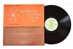 Sixteenth-Century Music (Part 1) / Archibald T. Davison and Willi Apel