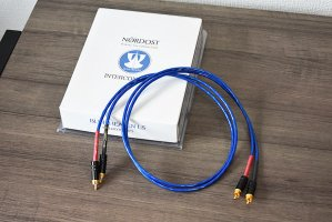 NORDOST BLUE HEAVEN LS (LSBH1MR)  / RCA 1.0m Pair<img class='new_mark_img2' src='https://img.shop-pro.jp/img/new/icons3.gif' style='border:none;display:inline;margin:0px;padding:0px;width:auto;' />