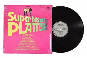 The Platters / Super Hits Of The Platters / プラターズ