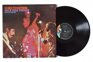 Ike & Tina Turner & The Ikettes / Come Together / アイク&ティナ・ターナー