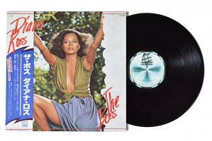Diana Ross / The Boss / ダイアナ・ロス