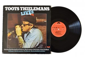 Toots Thielemans / Live 2 / トゥーツ・シールマンス<img class='new_mark_img2' src='https://img.shop-pro.jp/img/new/icons3.gif' style='border:none;display:inline;margin:0px;padding:0px;width:auto;' />
