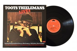 Toots Thielemans / Live 3 / トゥーツ・シールマンス<img class='new_mark_img2' src='https://img.shop-pro.jp/img/new/icons3.gif' style='border:none;display:inline;margin:0px;padding:0px;width:auto;' />