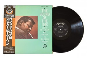 Oscar Peterson, Ray Brown, Ed Thigpen / The Sound Of The Trio / オスカー・ピーターソン<img class='new_mark_img2' src='https://img.shop-pro.jp/img/new/icons3.gif' style='border:none;display:inline;margin:0px;padding:0px;width:auto;' />