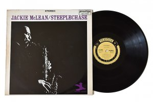 Jackie McLean / Steeplechase / ジャッキー・マクリーン<img class='new_mark_img2' src='https://img.shop-pro.jp/img/new/icons3.gif' style='border:none;display:inline;margin:0px;padding:0px;width:auto;' />