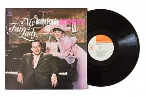 Andre Previn And His Quartet / My Fair Lady / アンドレ・プレヴィン<img class='new_mark_img2' src='https://img.shop-pro.jp/img/new/icons3.gif' style='border:none;display:inline;margin:0px;padding:0px;width:auto;' />