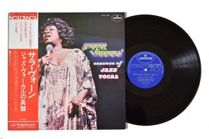 Sarah Vaughan / Essence of Jazz Vocal / サラ・ヴォーン / ジャズ・ヴォーカルの真髄<img class='new_mark_img2' src='https://img.shop-pro.jp/img/new/icons3.gif' style='border:none;display:inline;margin:0px;padding:0px;width:auto;' />