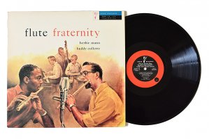 Herbie Mann & Buddy Collette / Flute Fraternity / ハービー・マン & バディ・コレット<img class='new_mark_img2' src='https://img.shop-pro.jp/img/new/icons3.gif' style='border:none;display:inline;margin:0px;padding:0px;width:auto;' />