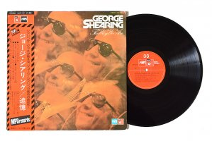 George Shearing / The Way We Are / ジョージ・シアリング / 追憶<img class='new_mark_img2' src='https://img.shop-pro.jp/img/new/icons6.gif' style='border:none;display:inline;margin:0px;padding:0px;width:auto;' />