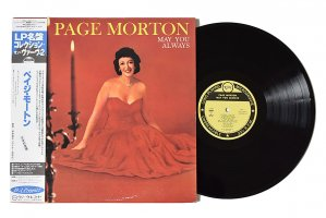 Page Morton / May You Always / ペイジ・モートン<img class='new_mark_img2' src='https://img.shop-pro.jp/img/new/icons3.gif' style='border:none;display:inline;margin:0px;padding:0px;width:auto;' />