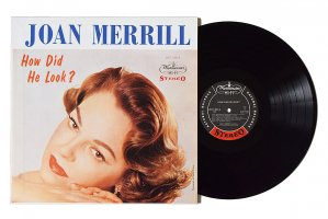 Joan Merrill / How Did He Look? / ジョアン・メリル<img class='new_mark_img2' src='https://img.shop-pro.jp/img/new/icons3.gif' style='border:none;display:inline;margin:0px;padding:0px;width:auto;' />